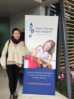Music Therapy NZ Symposium in Hamilton