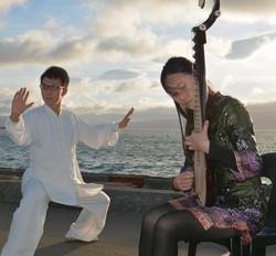 Tai Chi and Pipa