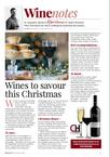 Wines to savour this Christmas ...