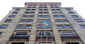 Reunión con el Cónsul argentino en Barcelona.