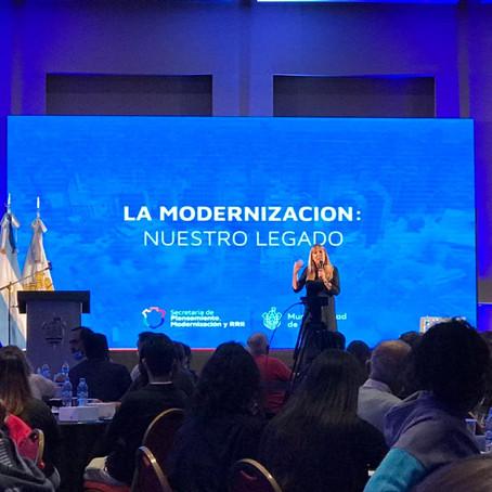 Lanzamiento de App.Ciudadana en Córdoba.