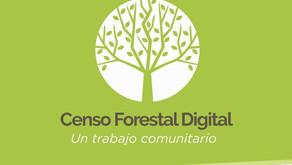 Lanzamiento del primer censo forestal