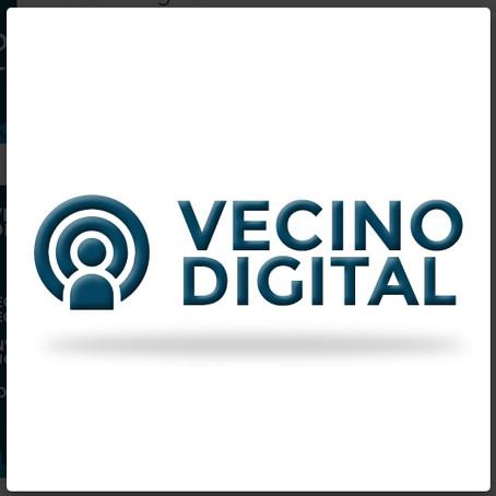 """El intendente Torres presentó la nueva web de Alta Gracia y lanzó el """"vecino digital""""."""