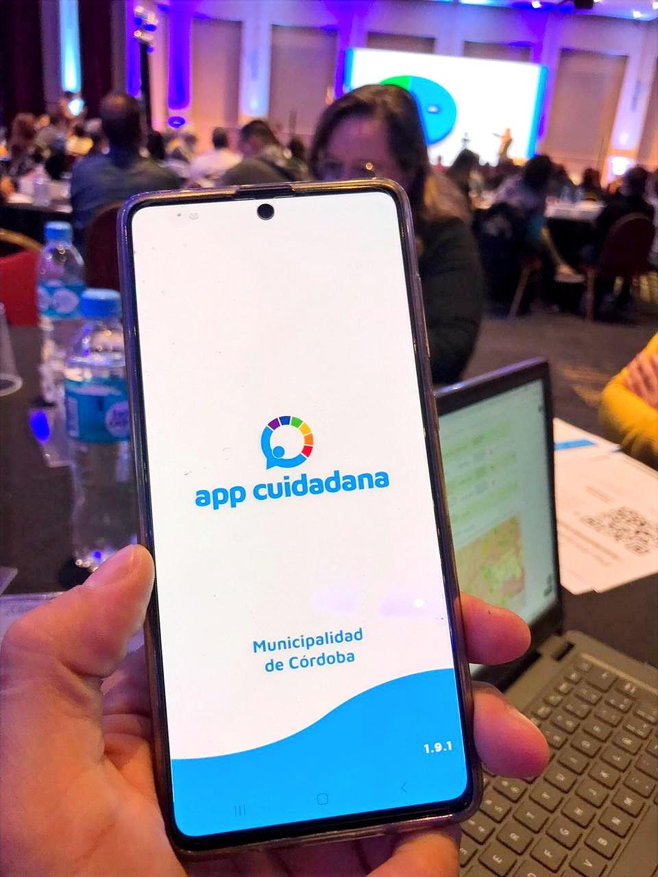 App Ciudadana por Munidigital para el gobierno de Cordoba
