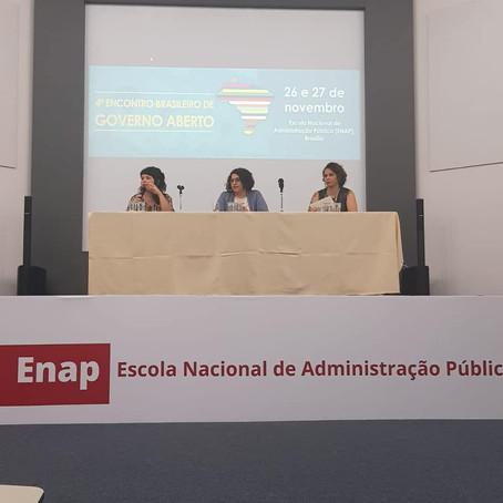 4° Encuentro Brasileño de Gobierno Abierto