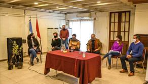 Plan de forestación urbana de la Municipalidad de Capilla del Monte