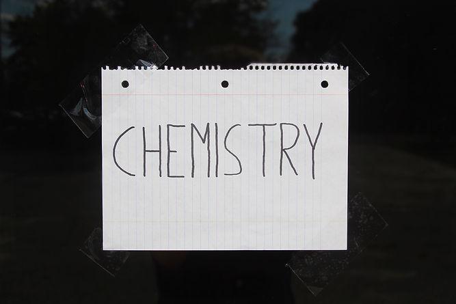 Chemistry Album Art
