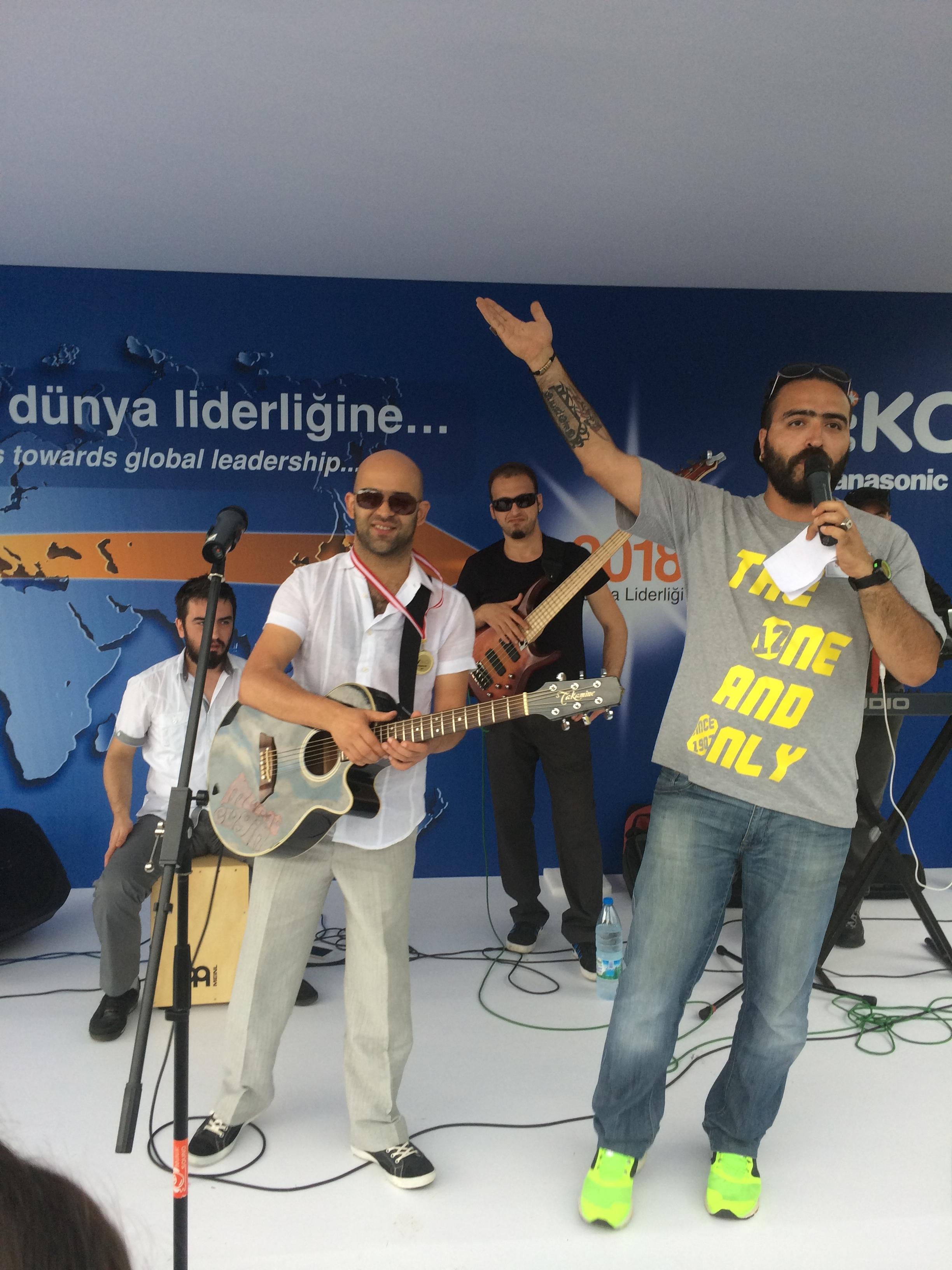 Sergio Gürlek, Murat Evgin