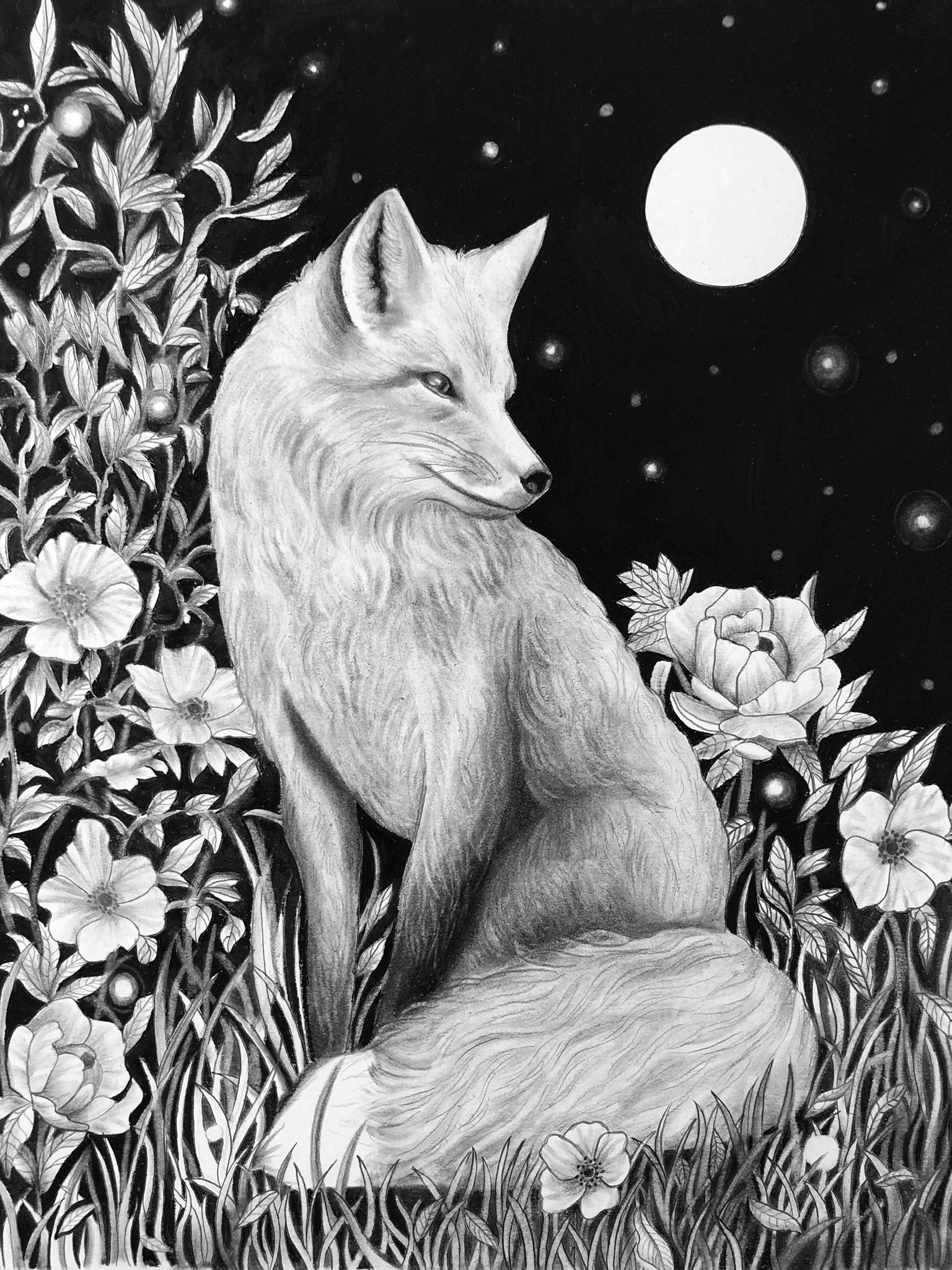 Living Fox