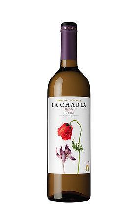 La Charla Blanco 2018 75 cl.