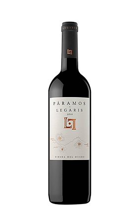 Legaris Paramos Tinto 2015 75 cl
