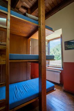 Habitación Mauberme Montgarri