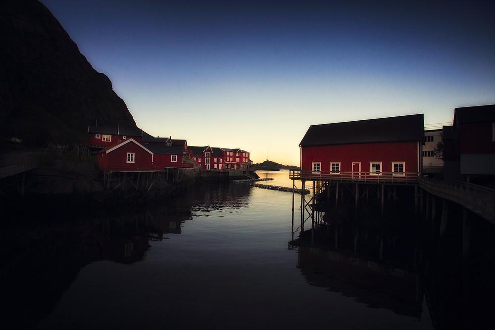 Å, Lofoten Islands ©Javier Alonso Teresa