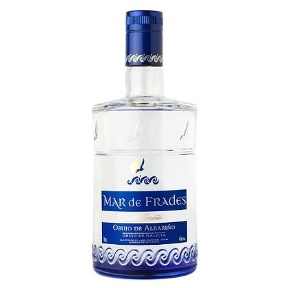 Orujo Blanco Mar Frades 70 cl.