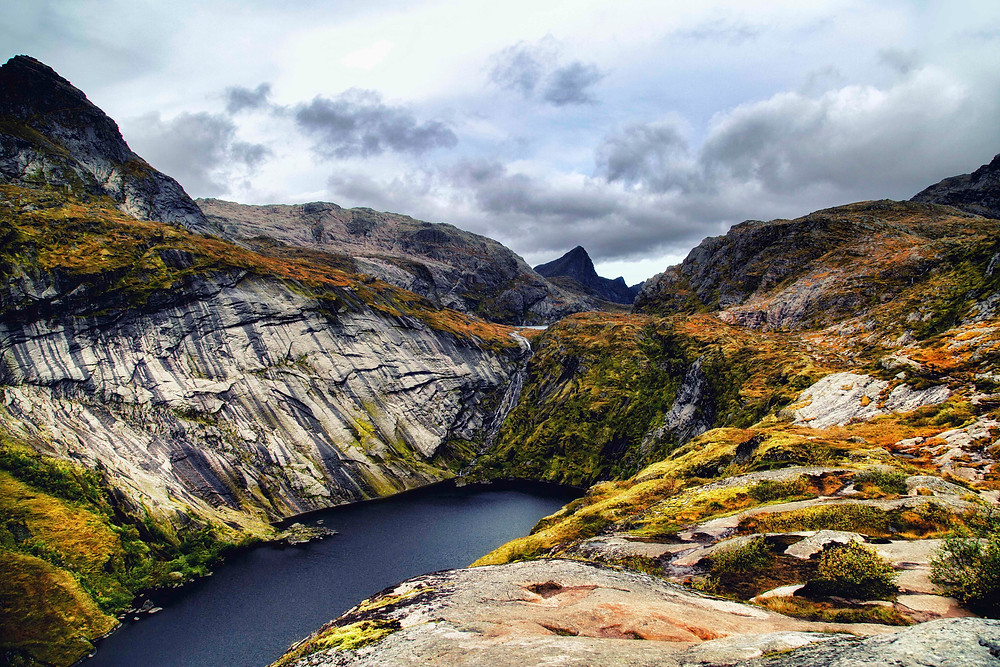Ruta hacia Munkebu, Lofoten Islands ©Javier Alonso Teresa