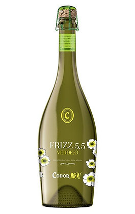 Frizz 5.5 Verdejo Blanco 2017 75 cl.