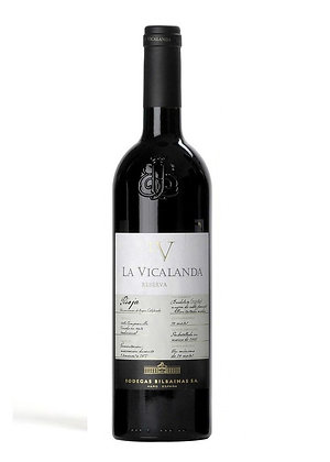 La Vicalanda Reserva Tinto 2015 75 cl.