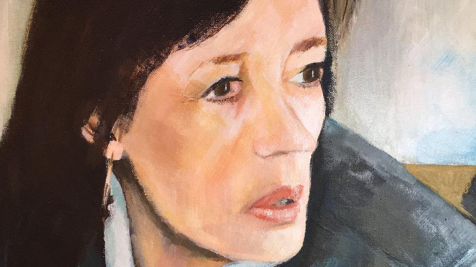 Portrait of Vera