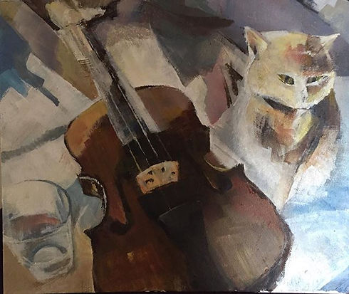 'Cat and Fiddle' _For sale _#Shropshirea