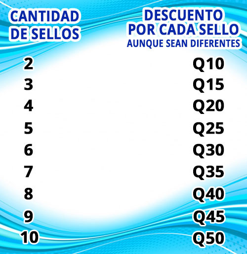 sellos-de-hule-Guatemala-caucho-automaticos