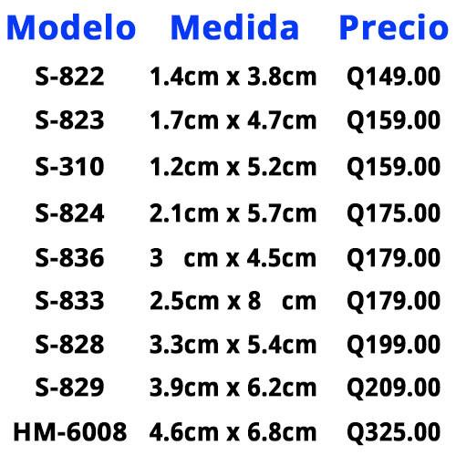 precios-sellos-de-hule-Guatemala-caucho-automaticos