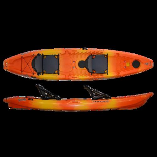 Native Tandem Sit on Top Kayak