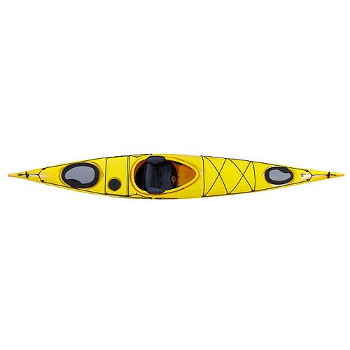 Native Inuit Sea Kayak