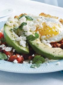 Huevos Rancheros (in 5 Minutes)