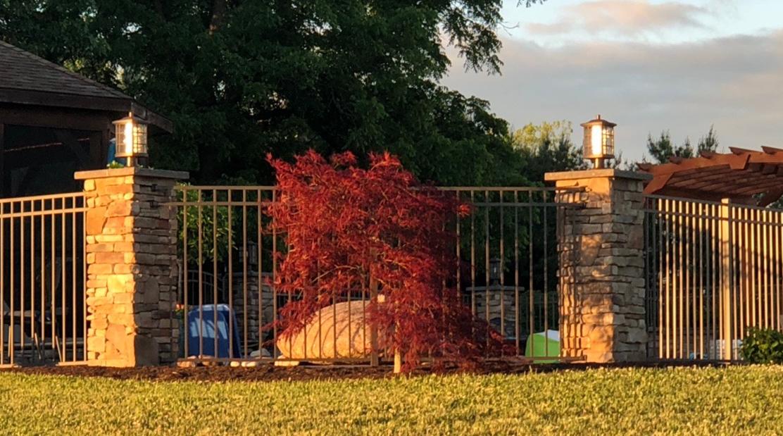 Gruttadaurio Masonry Retaining Walls Rochester Ny Stone Piers