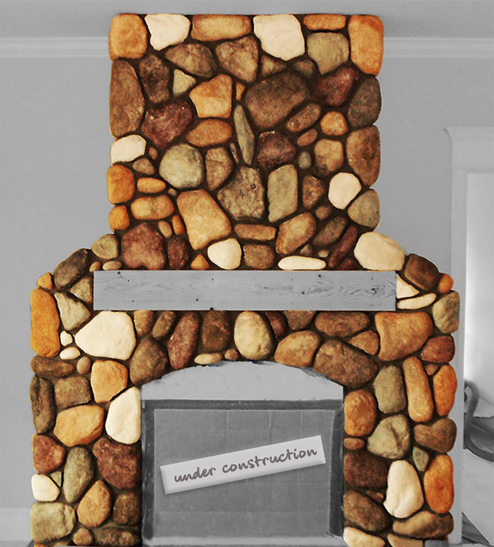 Stone Fireplace Masonry