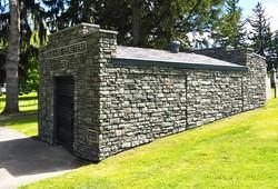 Stone Veneer Masonry