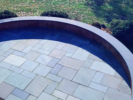 Natural Stone – A Great Choice for Rochester, NY, Patios