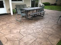 GM NEW Stamped Concrete Closeup 2
