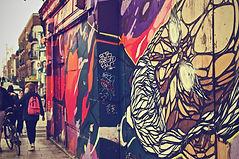 ciudad de Graffiti