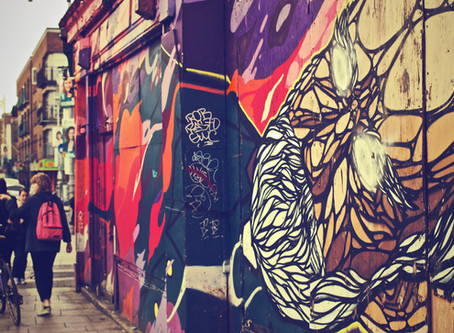 Live Like a Local: Street Art City Guides