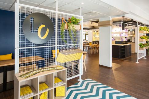 La compagnie - Concept retail - desiderata studio