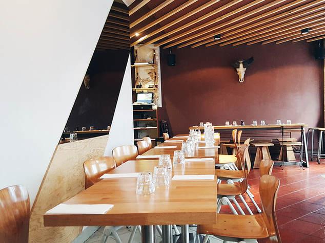 Flesh Restaurant - Pigalle