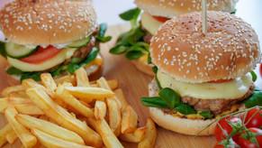 Et pourquoi pas un burger maison au pâté de campagne Maison Larzul !