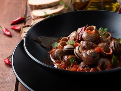 Escargots sauvages à la bretonne, cuisine traditionnelle depuis 1906, Maison Larzul