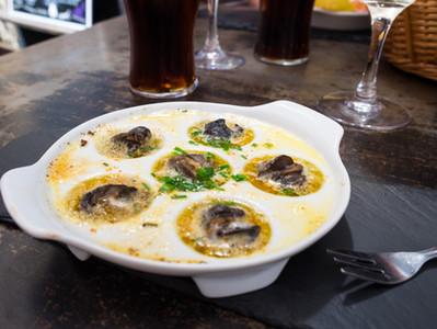 Recette de Cassolette d'Escargots, cuisine traditionnelle gourmande