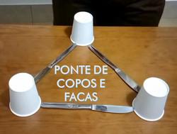 COPOS E FACAS