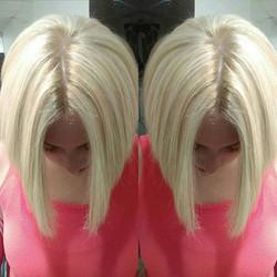 color #blonde #Bob #bobhaircut #haircolo