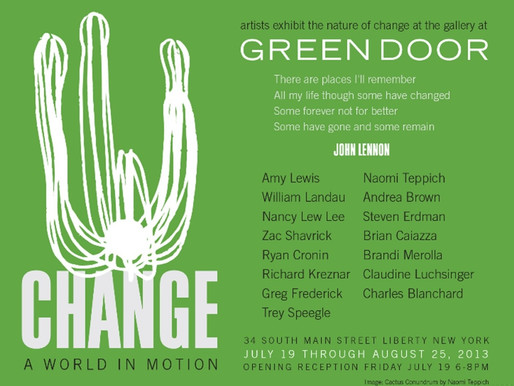 FLAME IN CHANGE SHOW