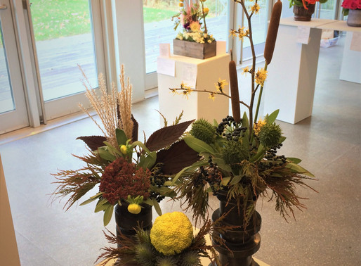 RENEW AGRISCULPTURE IN GCA FLOWER SHOW