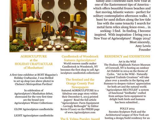ADVENTURES IN AGRISCULPTURE 2
