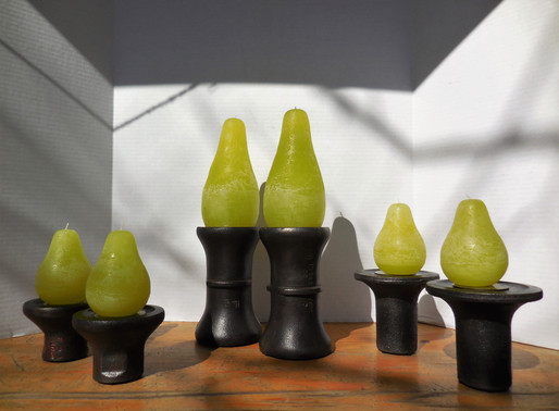 AGRISCULPTURE SPRING 2019 CANDLESTICK COLLECTIONS