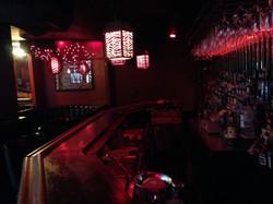 Inside Zebra Lounge