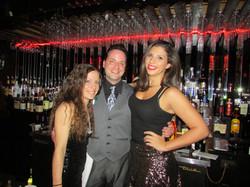 Bartenders at Zebra