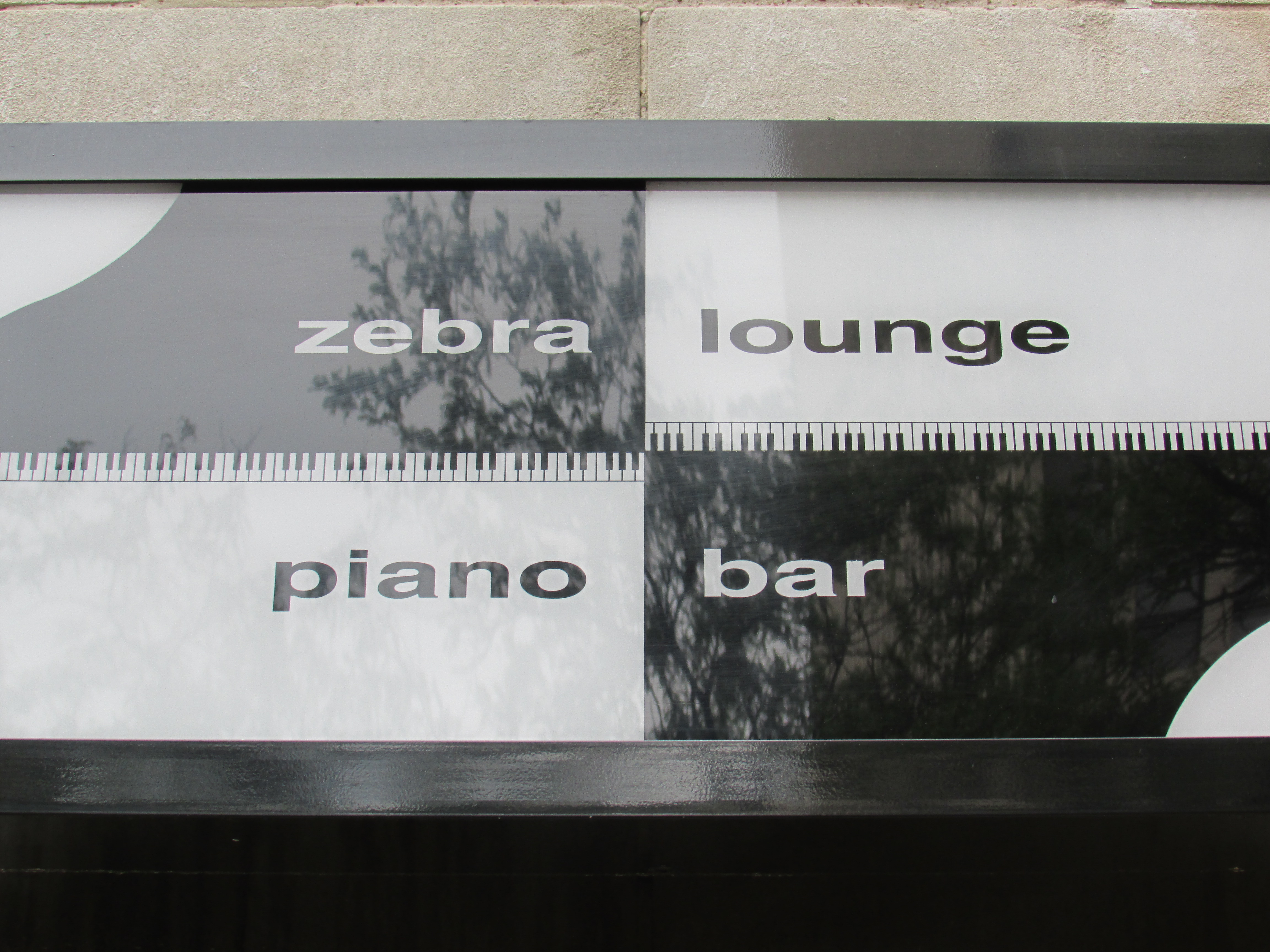 Zebra Lounge Piano Bar
