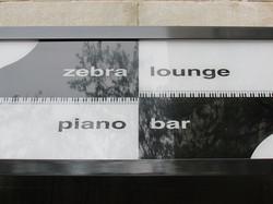Zebra Lounge Piano Bar